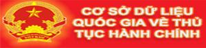 Cơ sở dữ liệu Quốc gia về TTHC