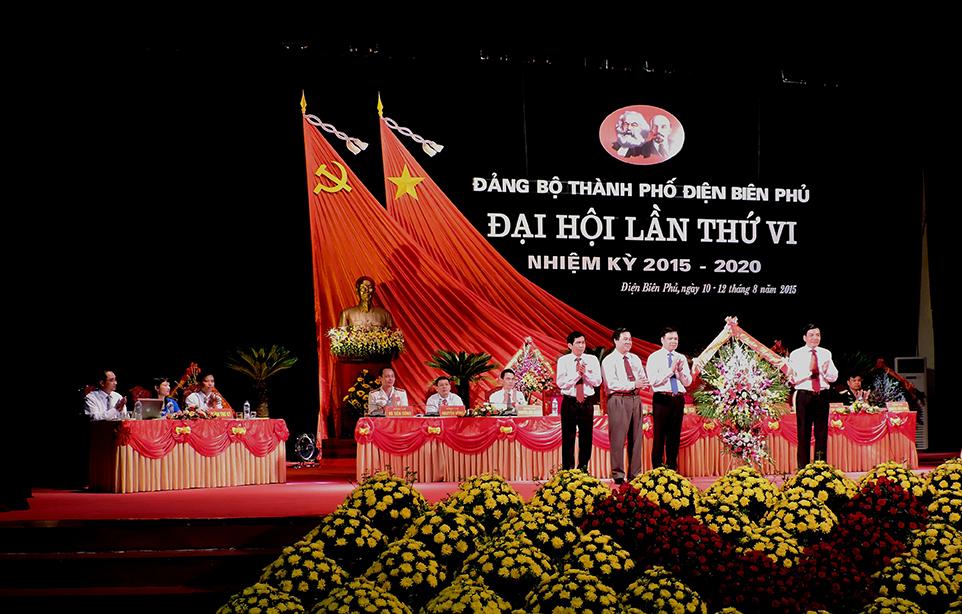 Điện Biên demo 2