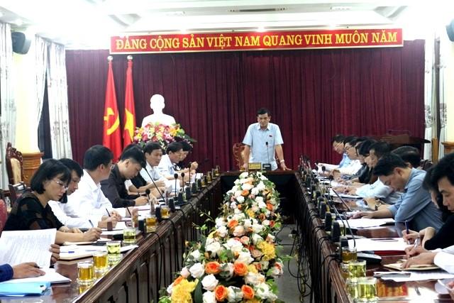 VPUB - Kỳ họp thứ 15 (chuyên đề) HĐND tỉnh dự kiến diễn ra 6/11 tới
