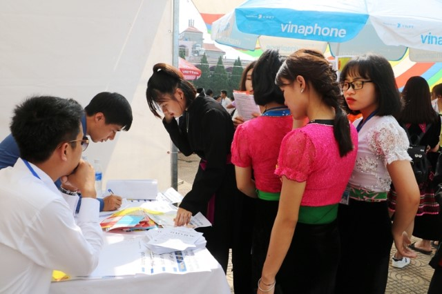 VPUB - Ngày hội Việc làm tỉnh Điện Biên lần thứ IV, năm 2021 dự kiến diễn ra vào 21/5